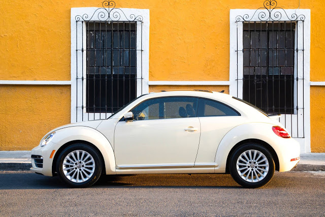 Volkswagen Beetle 2019 Final Edition: fotos e especificações