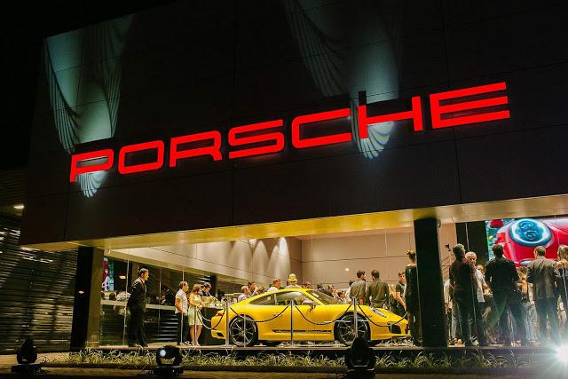 Porsche Brasil inaugura concessionária em Belo Horizonte