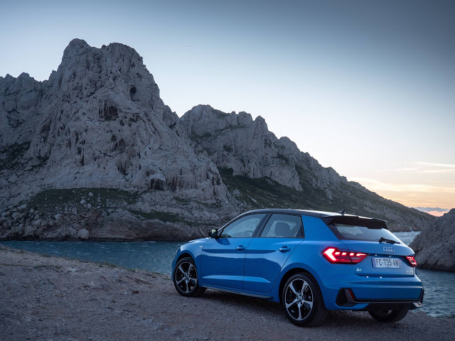 Novo Audi A1 2019 chega à Grécia por EUR 19.950 euros
