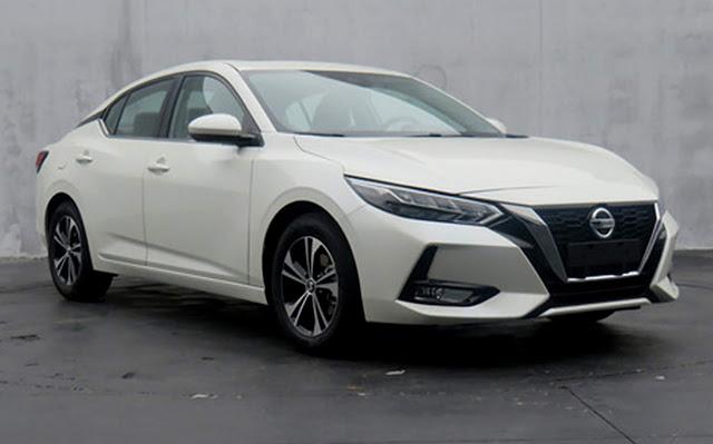 Novo Nissan Sentra 2020: fotos e especificações iniciais