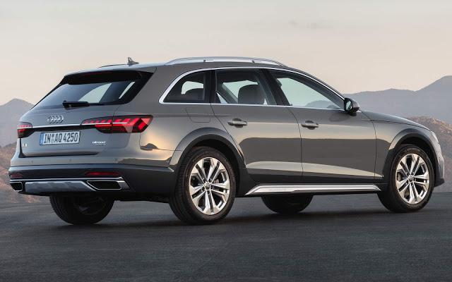 Novo Audi A4 AllRoad 2020: fotos e especificações oficiais
