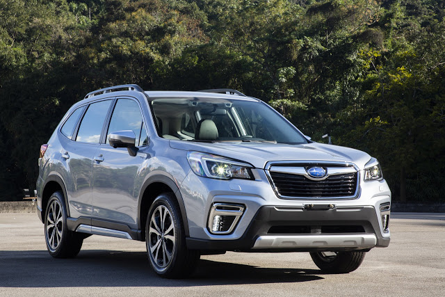 Novo Subaru Forester 2020: fotos, preço e detalhes - Brasil