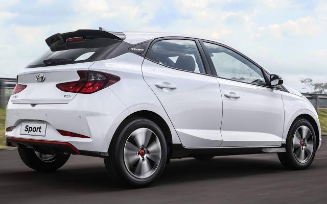 Hyundai coloca HB20 e Creta no top 3 do início de junho
