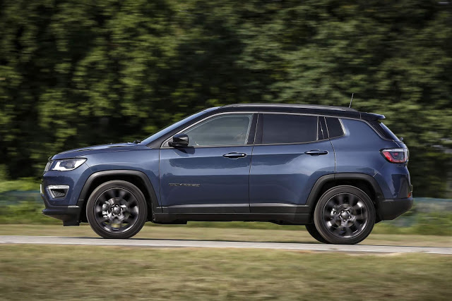 Jeep Compass 2021: motor 1.3 Turbo e aperfeiçoamentos
