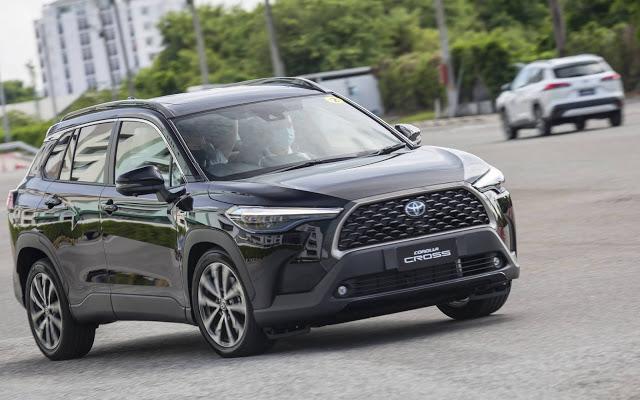 Toyota Corolla Cross 2021: preços estimados para o Brasil