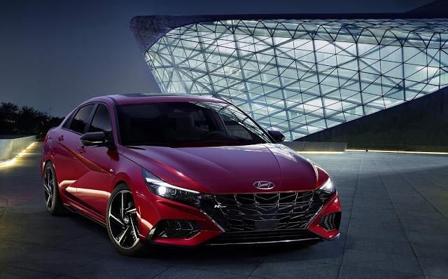 Hyundai Elantra N-Line: versão esportiva é lançada nos EUA