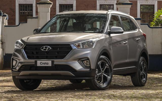 Hyundai Creta 2021 Smart Plus: fotos, preço e detalhes